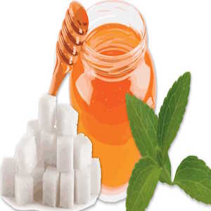 Sweeteners and Butters