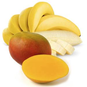 Bananas and Tropical Fruits