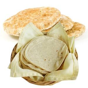 Tortillas and Pita Bread