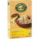 Nature´s Path Cereal Whole O´s Arroz y Maíz Sin Gluten