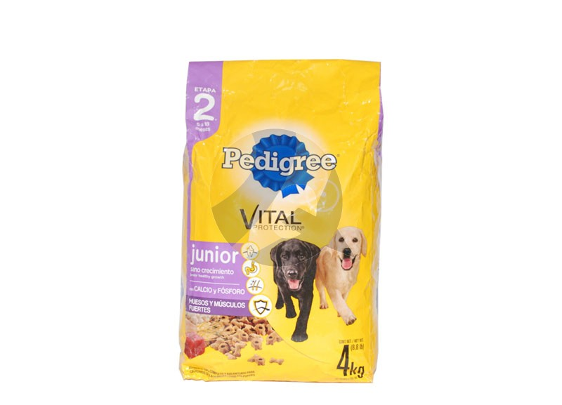 Pedigree Puppy Dry Food Stage 2