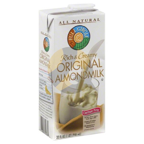 Full Circle Organic Almond Milk