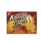 Nabisco Kraker Bran Wholewheat Cracker
