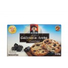 Quaker Oatmeal Cookies with Chocolate Flavor