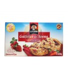Quaker Oatmeal Cookies with Red Fruits Flavor