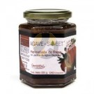 Agave Sweet Organic Strawberry Jam with Agave Syrup