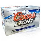 Coors Light Beer 12-Pack