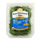 Earthbond Farm Organic Baby Spinach