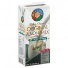 Full Circle Organic Unsweeten Almond Milk