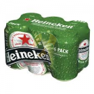 Heineken Beer Can 6-Pack