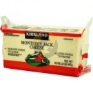 Kirkland Signature Natural Monterey Jack Cheese