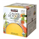 Kirkland Signature Organic Chicken Broth 6-Pack