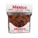 México Cultural Wooden Cup Holders