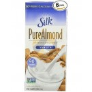 Silk Vanilla Almond Milk
