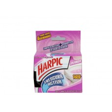 Harpic Toilet Deodorizer Lavender Basket and Replacement