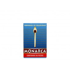 Monarca Safety Matches