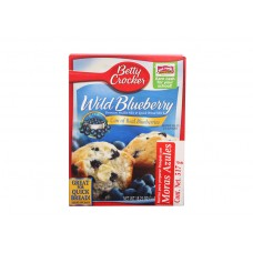 Betty Crocker Flour Muffin with Blueberries