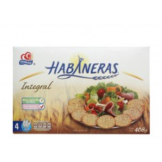 Gamesa Habaneras Whole Wheat Crackers