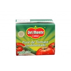 Del Monte Seasoned Tomato Puree