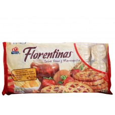 Gamesa Florentinas Strawberry and Butter
