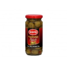 Serpis Olives with Pepper