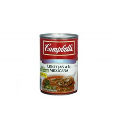 Campbell's Mexican Lentils Soup