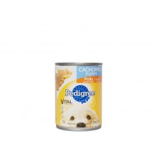 Pedigree Humid Puppy Dog Food Chicken Meat Stew