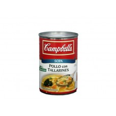 Campbell's Chicken Noodles Soup