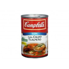 Campbell's Tlalpeño Soup Broth Style