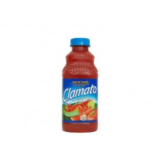 Clamato Tomato Juice with a Touch of Clam