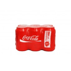 Coca Cola Can 6-Pack