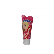 Colgate Smiles Children's Toothpaste 6+ Barbie