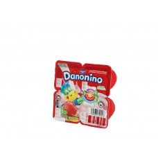 Danone Danonino Strawberry Flavor Petit Suisse Cheese