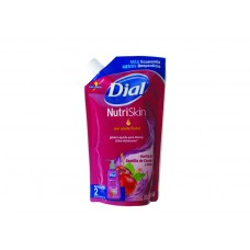 Dial Nutriskin Hand Soap Replacement with Floral Oil
