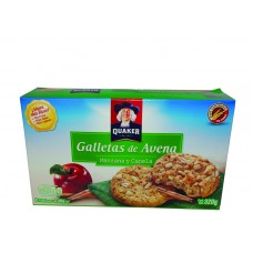 Quaker Oatmeal Cookies Apple Cinnamon Flavor