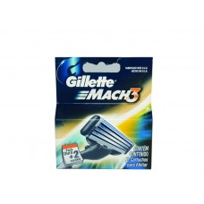 Gillette Mach 3 Shaving Cartridges