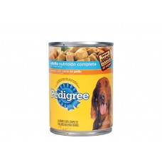 Pedigree Wet Puppy Food Ground Beef and Chicken