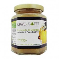 Agave Sweet Organic Guava Jam with Agave Syrup