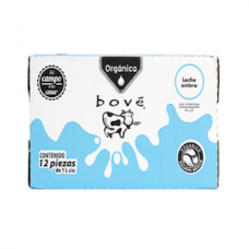 Bove Organic Whole Milk 12-Pack