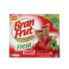 Bimbo Bran Frut Strawberry Cereal Bar