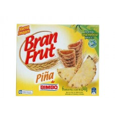 Bimbo Bran Frut Pineapple Cereal Bar