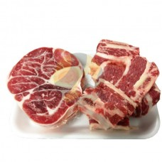 Premium Shank Cross Meat Cut 500g per Trey