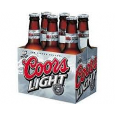 Coors Light Beer 6-Pack