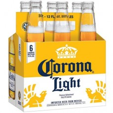 Corona Light Beer 6-Pack