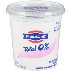 Fage Total Greek Yogurt 0% Fat Free