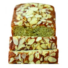 Das Brot Almond and Banana Bread, Slice