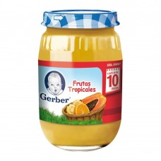 Gerber Baby Food Tropical Fruits