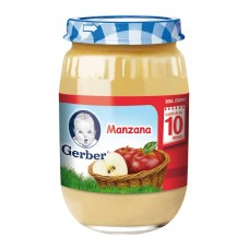 Gerber Baby Food Apple