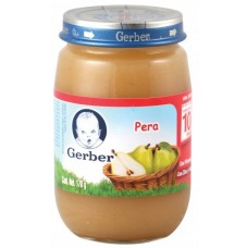 Gerber Baby Food Pear