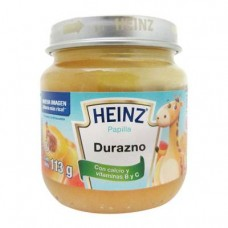 Heinz Baby Food Peach